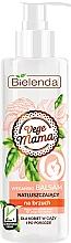 Voňavky, Parfémy, kozmetika Hydratačný balzam na pokožku brucha pre tehotné ženy - Bielenda Vege Mama Balm