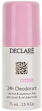 Voňavky, Parfémy, kozmetika Guľôčkový dezodorant - Declare 24 h Deodorant