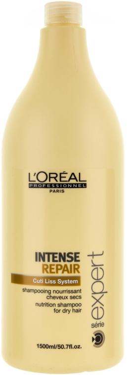 Výživný šampón pre suché vlasy - L'Oreal Professionnel Intense Repair Shampoo — Obrázky N2