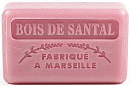 """Voňavky, Parfémy, kozmetika Marseillské mydlo """"Santalové drevo"""" - Foufour Savonnette Marseillaise"""