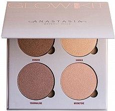 Voňavky, Parfémy, kozmetika Sada highlighterov - Anastasia Beverly Hills Glow Kit