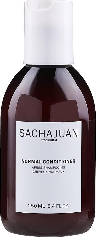 Kondicionér pre ľahké rozčesávanie a lesk pre normálne vlasy - Sachajuan Normal Hair Conditioner — Obrázky N3