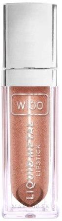 Tekutý rúž - Wibo Liquid Metal Lipstick — Obrázky 01 - Gentle Princess