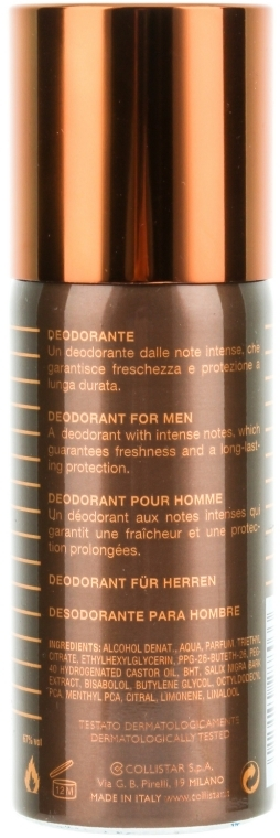 Deodorant - Collistar Acqua Wood Deodorant — Obrázky N2