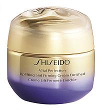 Voňavky, Parfémy, kozmetika Liftingový a spevňujúci krém - Shiseido Vital Perfection Uplifting & Firming Cream Enriched