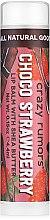 Voňavky, Parfémy, kozmetika Balzam na pery - Crazy Rumors Chocolate Strawberry Lip Balm