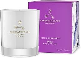 Voňavky, Parfémy, kozmetika Vonná sviečka - Aromatherapy Associates Inner Strength Candle