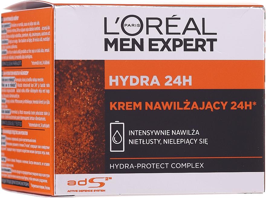Intenzívny hydratačný krém na tvár - L'Oreal Paris Men Expert Hydra 24h Face Cream