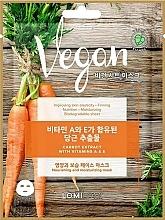 Voňavky, Parfémy, kozmetika Maska na tvár s mrkvovým extraktom - Lomi Lomi Vegan Mask
