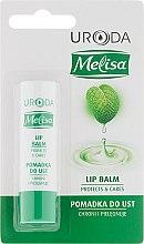 Voňavky, Parfémy, kozmetika Balzam na pery - Uroda Melisa Protective Lip Balm