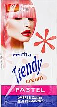 Voňavky, Parfémy, kozmetika Farbiaci krémový toner - Venita Trendy Color Cream (vrecko)