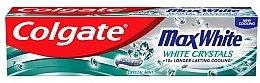 Voňavky, Parfémy, kozmetika Bieliaca zubná pasta - Colgate Max White White Crystals