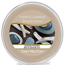 Voňavky, Parfémy, kozmetika Voňavý vosk - Yankee Candle Seaside Woods Melt Cup