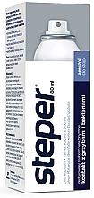 Voňavky, Parfémy, kozmetika Sprej na chodidlá - Aflofarm Steper Foot Spray