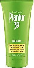 Voňavky, Parfémy, kozmetika Obnovujúci balzam na farbené a poškodené vlasy - Plantur