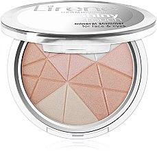 Voňavky, Parfémy, kozmetika Rozjasňovač na tvár - Lirene Shiny Touch Mineral Shimmer