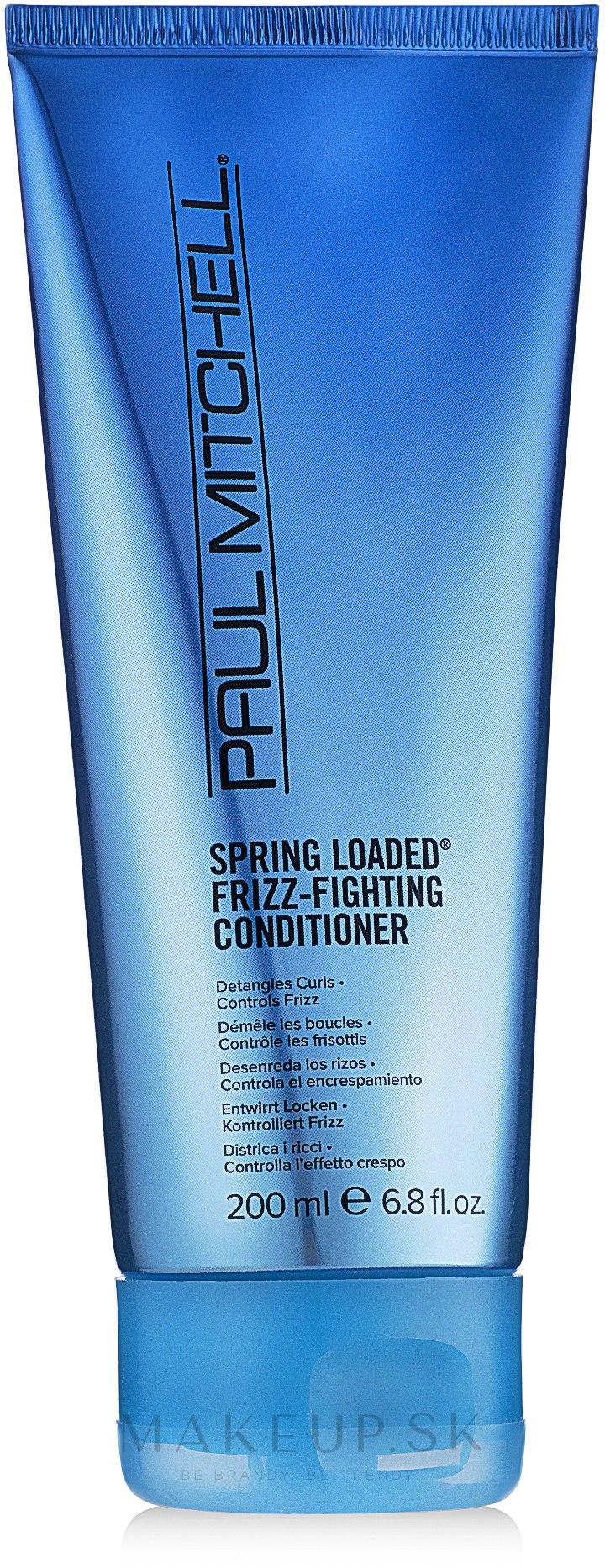 Kondicionér na kučeravé vlasy - Paul Mitchell Curls Spring Loaded Frizz Fighting Conditioner — Obrázky 200 ml