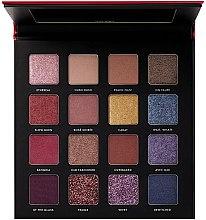 Voňavky, Parfémy, kozmetika Paleta očných tieňov - Milani Gilded Rouge Hyper-Pigmented Eyeshadow Palette