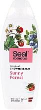 Voňavky, Parfémy, kozmetika Výživný sprchový krém - Seal Cosmetics Sunny Forest Shower Cream