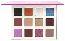 Voňavky, Parfémy, kozmetika Paleta očných tieňov - Moira Live In The Moment Eyeshadow Palette