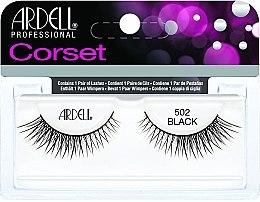 Voňavky, Parfémy, kozmetika Falošné riasy - Ardell Lashes Corset Collection Black 502