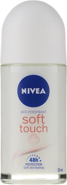Dezodorant - Nivea Women Roll-On Soft Touch