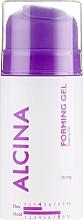 Voňavky, Parfémy, kozmetika Formovací fixačný gél na vlasy - Alcina Strong Forming Gel