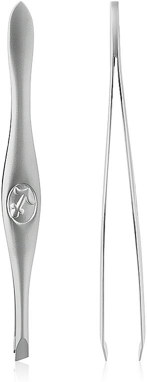Skosená pinzeta v tvare hrušky, 499373 - Inter-Vion Around Pear — Obrázky N1
