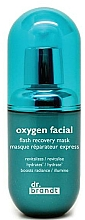 Voňavky, Parfémy, kozmetika Kyslíková maska na tvár - Dr. Brandt House Calls Oxygen Facial Mask
