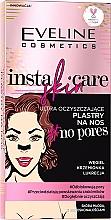 Voňavky, Parfémy, kozmetika Ultra čistiace náplasti na nos - Eveline Cosmetics Insta Skin Care #No Pores
