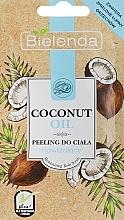 Voňavky, Parfémy, kozmetika Peeling na tvár s kokosovým olejom - Bielenda Coconut Oil Moisturizing Peeling