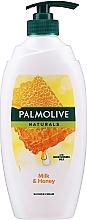 Voňavky, Parfémy, kozmetika Sprchový gél - Palmolive Naturals Milk Honey Shower Gel (s pumpičkou)