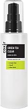Voňavky, Parfémy, kozmetika Emulzia na tvár - Coxir Green Tea BHA Clear Emulsion
