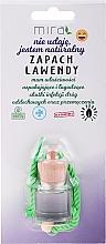Voňavky, Parfémy, kozmetika Osviežovač vzduchu s levanduľovou vôňou - Mira
