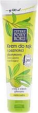Voňavky, Parfémy, kozmetika Krém na ruky s olivovým olejom - Cztery Pory Roku Hand Cream