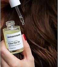 Olej z Kukui orechov - SkinDivision 100% Pure Kukui Nut Oil — Obrázky N4