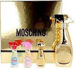 Voňavky, Parfémy, kozmetika Moschino Fresh Couture - Sada (edp/50ml + edt/2x5ml + edp/5ml)
