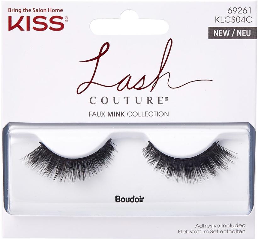 Falošné mihalnice - Kiss Lash Couture Faux Mink Collection Boudoir — Obrázky N1