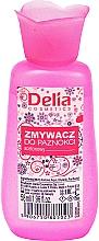 Voňavky, Parfémy, kozmetika Odlakovač na nechty - Delia No1 Nail Polish Remover