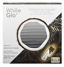 Voňavky, Parfémy, kozmetika Prostriedok na starostlivosť o ústnu dutinu - White Glo Coconut Oil Pulling