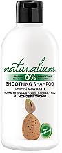 Voňavky, Parfémy, kozmetika Vyhladzujúci šampón - Naturalium Almond & Pistachio Smoothing Shampoo