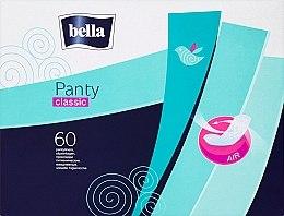 Voňavky, Parfémy, kozmetika Hygienické vložky Panty Classic, 60 ks - Bella