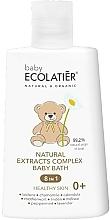 Voňavky, Parfémy, kozmetika Prostriedok na kúpanie s komplexom prírodných extraktov 8 v 1 - Ecolatier Baby