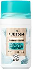 """Voňavky, Parfémy, kozmetika Roll-On dezodorant pre mužov """"Dlhotrvajúca energia"""" - Pur Eden Long Lasting Energizer Deodorant"""