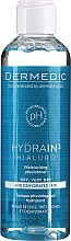 Voňavky, Parfémy, kozmetika Hydratačný fyziotoner na tvár - Dermedic Hydrain 3 Hialuro Physiotoner