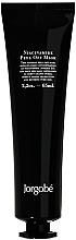 Voňavky, Parfémy, kozmetika Exfoliačná maska na tvár s niacínamidom - Jorgobe Niacinamide Peel Off Mask