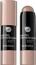 Voňavky, Parfémy, kozmetika Odolný bronzer v tyčinke - Bell HypoAllergenic Contour Stick