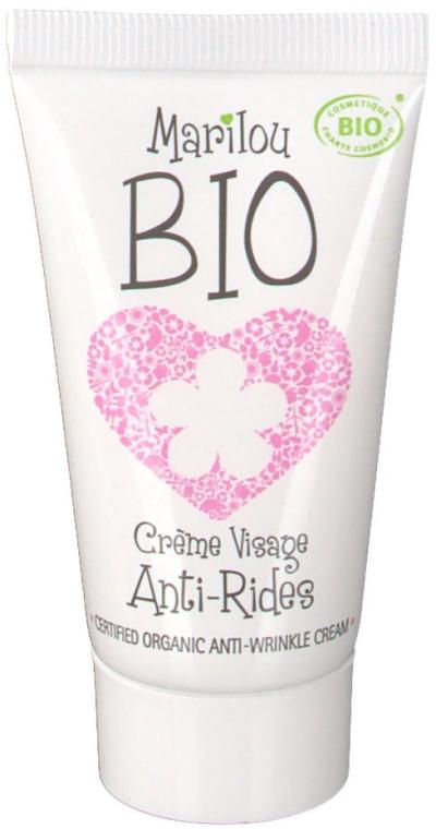 Krém proti vráskam - Marilou Bio Anti-Wrinkles Cream — Obrázky N1