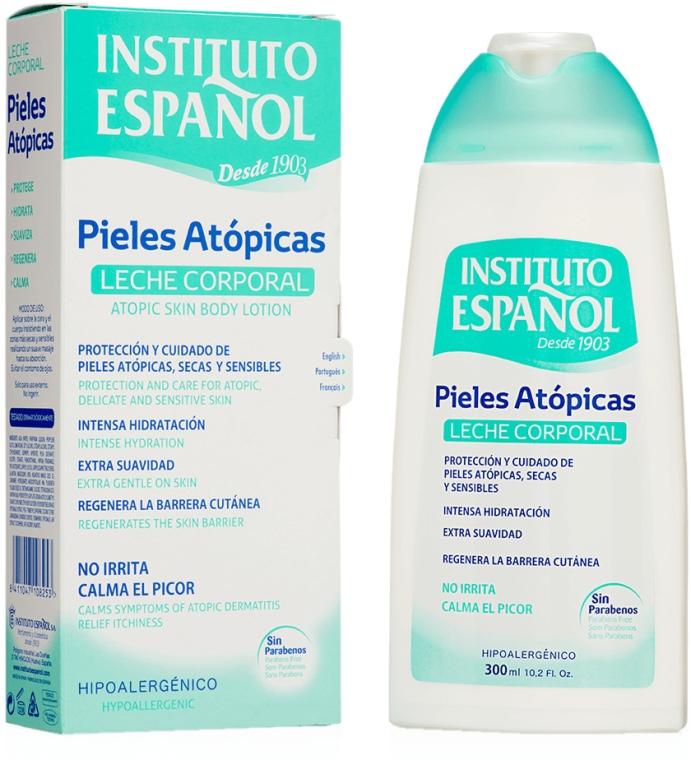 Mlieko na atopickú pokožku - Instituto Espanol Atopic Skin Body Milk