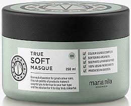 Voňavky, Parfémy, kozmetika Hydratačná vlasová maska - Maria Nila True Soft Masque